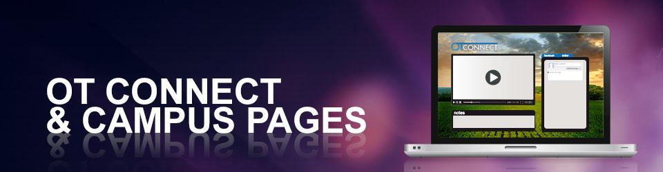 OT Connect & Campus Pages